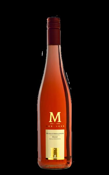 2018 Muskattrollinger Rosé