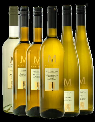 Probierpaket 2 – Weißweine