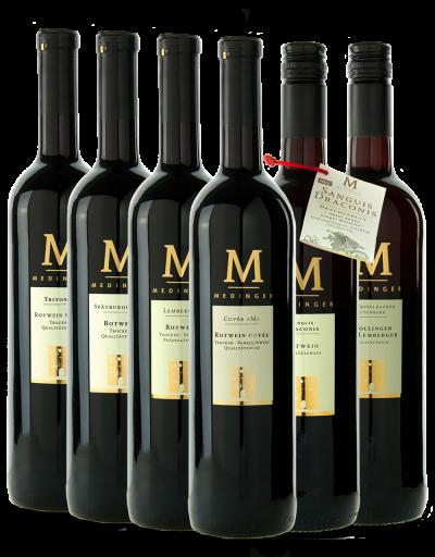Probierpaket 1 – Rotweine