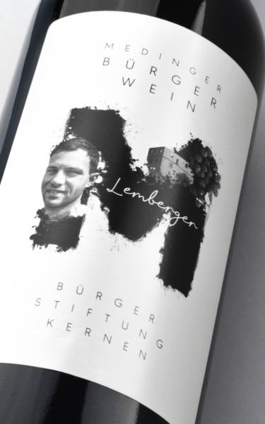 2017 Lemberger trocken – Bürgerwein